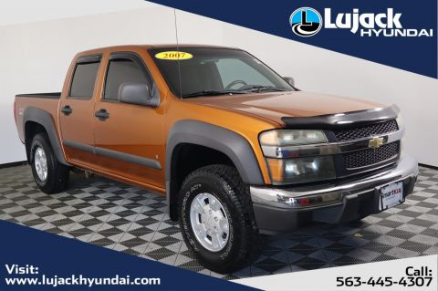 Pre-Owned 2007 Chevrolet Colorado LT w/2LT